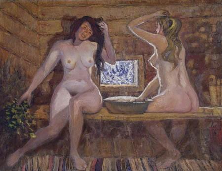 Мужчина и женщина в бане, вместе или раздельно? - Контакт Плюс 29