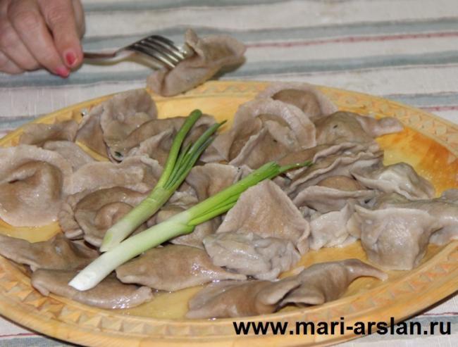 Удмуртская кухня рецепты с фото